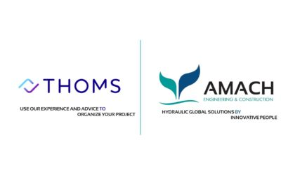 AMACH ENGINEERING & CONSTRUCTION a Full THOMS member for subsurface markets